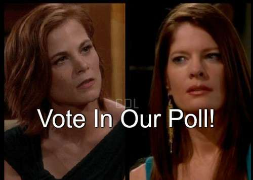 The Young and the Restless (Y&R) Spoilers: Who's Your Favorite Phyllis - Gina Tognoni or Michelle Stafford – Vote in the POLL