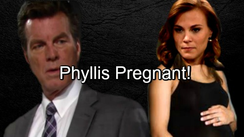 The Young and the Restless Spoilers: Phyllis Reveals She's Pregnant - Is Jack The Baby's Father?