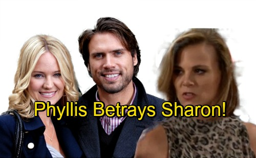 The Young and the Restless Spoilers: Phyllis Jealously Tries To Destroy Shick – Sharon Defeats Enemy, Gains True Love With Nick