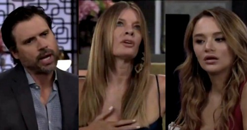 The Young and the Restless Spoilers: Summer Engaged and Pregnant – Nick & Phyllis Freak Over Daughter's Double Kyle Bombshell?