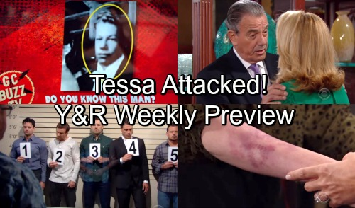 The Young and the Restless Spoilers: Week of September 10 Preview Promo – Nick In Jail - Tessa Injured, Sharon Freaks