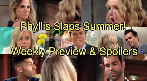 The Young and the Restless Spoilers: Week of August 20 Preview – Phyllis Craves Vengeance – Kyle Sparks a Battle – Ashley's Discovery
