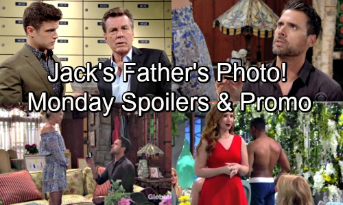 The Young and the Restless Spoilers: Monday, June 18 Update – Jack's Father Photo Bombshell – Nick Proposes