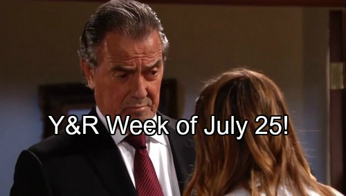 'The Young and the Restless' Spoilers: Victor Faces Off with Chloe, Reclaims Newman Throne - Jill Catches Phyllis Cheating