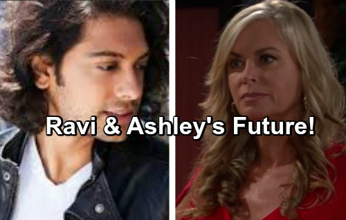 The Young and the Restless Spoilers: Ravi Longs for Love, Ashley Prefers Friendship – Should He Pursue Mariah or Abby Instead?