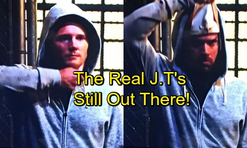 The Young and the Restless Spoilers: Nick Pretends To Be J.T. - But The Real One's Still Out There, Thad Luckinbill Not Done