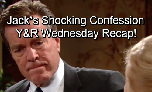 The Young and the Restless Spoilers: Wednesday, October 24 Update – Lily's Prison Fight – Jack's Shocking Confession – Traci Takes Charge