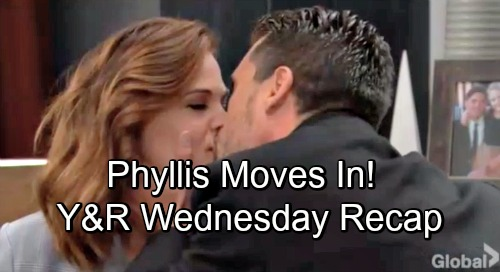 The Young and the Restless Spoilers: Wednesday, November 21 Update – Phyllis Surprises Nick by Moving In – Tessa Runs Another Scam
