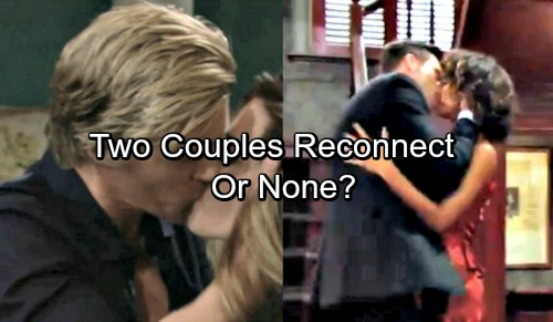 The Young and the Restless Spoilers: Two Y&R Couples Reconnect - or None At All?
