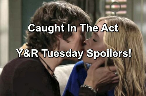 The Young and the Restless Spoilers: Reed Infuriates Victoria – Lily Accepts an Offer – Devon Blames Problems on Money