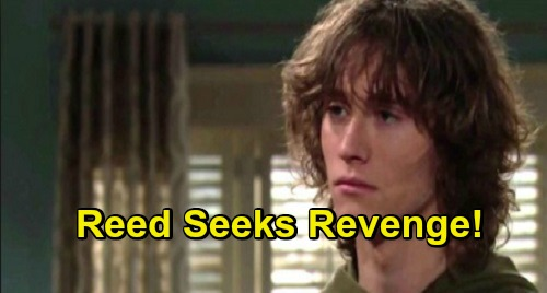 The Young and the Restless Spoilers: Reed Rages Over Prime Suspect Victor – Wants Revenge on Grandpa for J.T.'s Murder