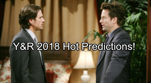 The Young and the Restless Spoilers: Y&R 2018 Forecast Preview – Resurrection, Redemption and Remarriage