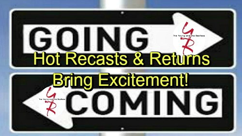 The Young and the Restless Spoilers: Comings and Goings – Eric Braeden Teases Victor's Comeback – Recasts and Returns Bring Excitement