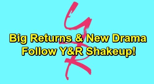 The Young and the Restless Spoilers: Big Returns and New Drama Follow Y&R Shakeup - J.T. Story Ends