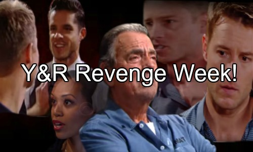 'The Young and the Restless' Spoilers: Explosive Revenge Week – Punches, Payback and Day of Reckoning