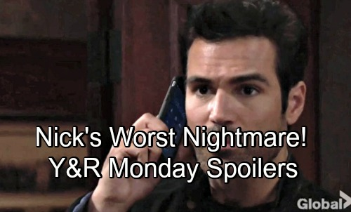 The Young and the Restless Spoilers: Monday, September 10 – Sharon Struggles as Nick's Worst Nightmare Looms – Phyllis' Fears Grow
