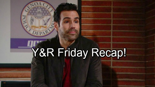 The Young and the Restless Spoilers: Friday, September 21 Update – Traci Demands Intervention For Billy – Matt Tricks Victor