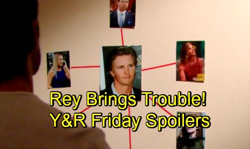 The Young and the Restless Spoilers: Friday, August 17 – Rey's Investigation Brings Trouble – Summer Caves In – Ashley Leans on Neil