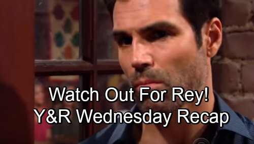 The Young and the Restless Spoilers: Wednesday, August 29 Recap – Rey Surprises Cover-up Crew – Phyllis Spills Her Secret