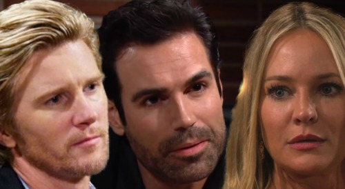 The Young and the Restless Spoilers: Rey Protects Sharon As J.T. Murder Cover-up Crew Busted