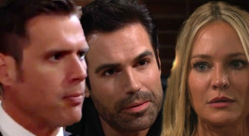 The Young and the Restless Spoilers: Sharon's Moved On From Nick - Conflict With Rey Leads To Romance