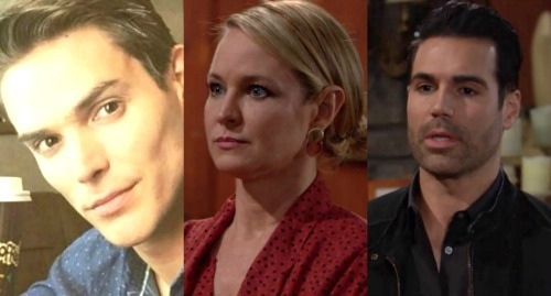 The Young and the Restless Spoilers: Adam's Memory Problems - Recalls Sharon as Love of His Life - Rey Faces Deadly Rival