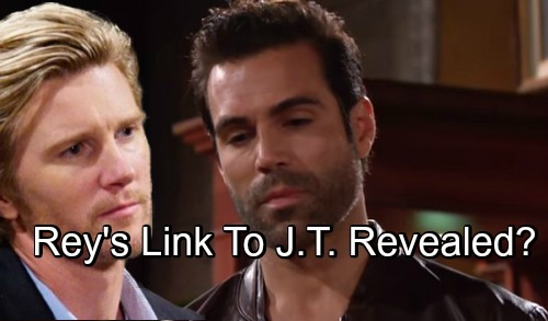 The Young and the Restless Spoilers: Is Rey Working For Paul - Undercover Officer, Mystery Connection to J.T. Revealed?