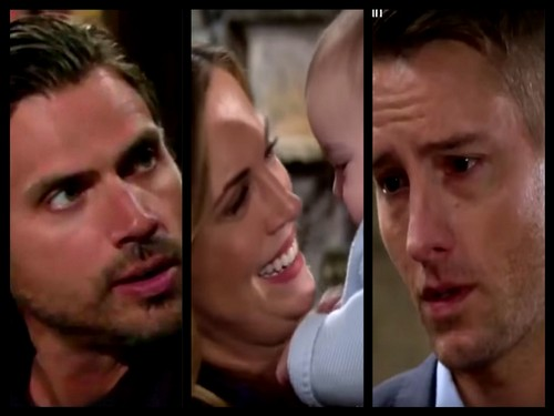 The Young and the Restless Spoilers: Christian Paternity Reveal Pushes Nick Back Into Sharon's Arms