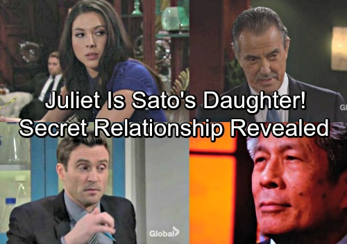 The Young and the Restless Spoilers: Mr. Sato is Juliet's Father – Cane Plot Traces Back To Victor