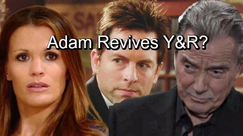 The Young and the Restless Spoilers: Massive Genoa City Upheaval Caused By Adam Newman's Return?
