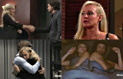 The Young and the Restless Spoilers: Mariah Threatens Abby But Fails To Stop Scott's Cheating - Sharon's Heart Shattered