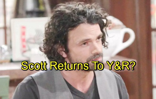 The Young and the Restless Spoilers: Scott Grainger Spotted – Daniel Hall Returning to Y&R?