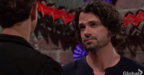 The Young and the Restless Spoilers: Monday, October 30 Update – Graham's Suspicious Surrender – Zack Denies Scott's Accusations