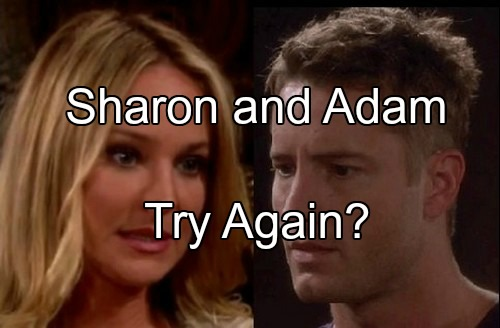 'The Young and The Restless' Spoilers: Christian Reveal Leads To Sharon and Adam Reunion – Sharon Case Interview