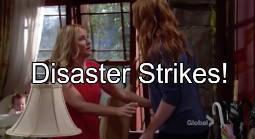 'The Young and the Restless' Spoilers: Disaster Strikes GC – Sharon Hears of Terrible Accident, Mariah Says Call 911