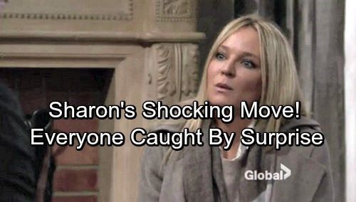 The Young and the Restless Spoilers: Sharon Shocking Move – Catches Everyone By Surprise