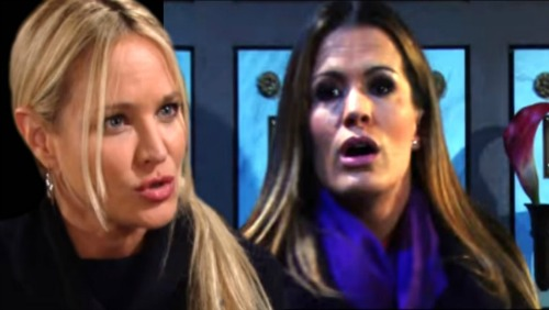 The Young and the Restless Spoilers: Sharon Serves As Nick's Confidant – Shick Fight Victor For Christian After Chelsea Exits?