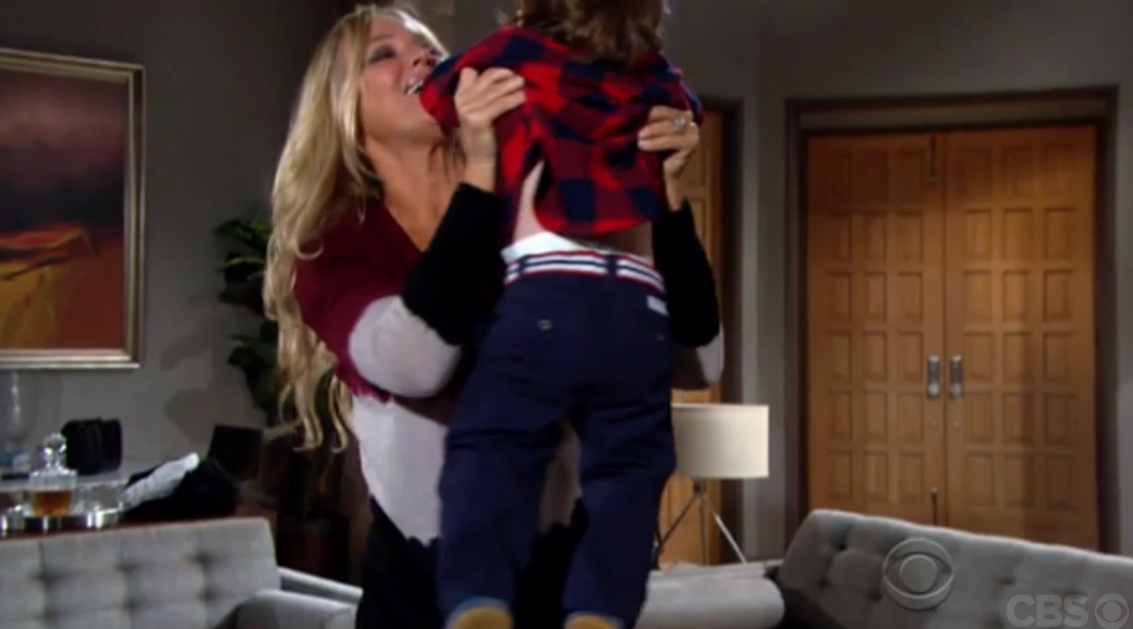 'The Young and the Restless' Spoilers: Nick Allows Dylan Access To Christian, Sharon Denied - Is This Fair?