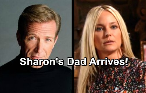 The Young and the Restless Spoilers: Sharon's Father Arrives in Genoa City - Walt Willey Signs Y&R Contract?