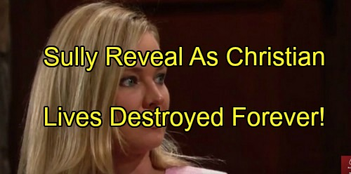 The Young and the Restless Spoilers: All Saints Day Sully Reveal, Sharon's Sin Exposed - Genoa City Never Recovers