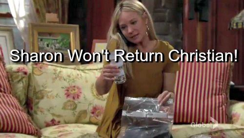 The Young and the Restless (Y&R) Spoilers: Sharon Refuses to Return Christian After Truth Exposed - Sage Dies Fighting For Son?