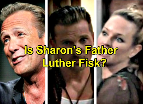 The Young and the Restless Spoilers: Is Luther Fisk Sharon's Father - Dylan's Y&R Exit Caused By Wife's Dad?