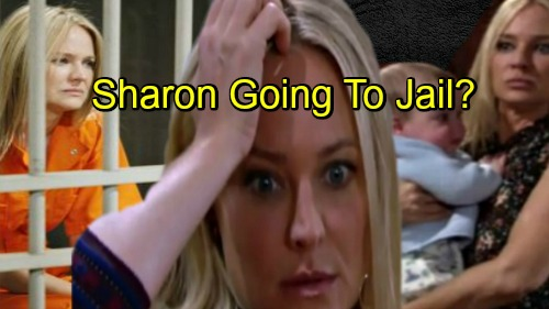 'The Young and the Restless' Spoilers: Should Sharon Be Sent to Prison for Christian Lies and Cover-Up?