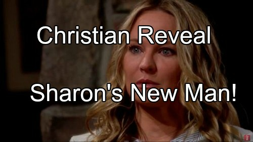 The Young and the Restless Spoilers: Christian Reveal Forces Power Couple Change - Sharon's New Man Revealed