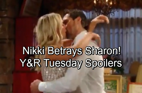 The Young and the Restless Spoilers: Tuesday, May 22 – Nick's Tempting Offer, Victor's Hidden Agenda – Nikki Betrays Sharon