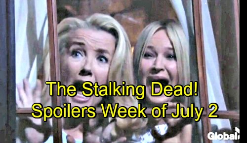 The Young and the Restless Spoilers: Week of July 2-6 – Big Secrets, Stunning Encounters and Digging Up The Dead