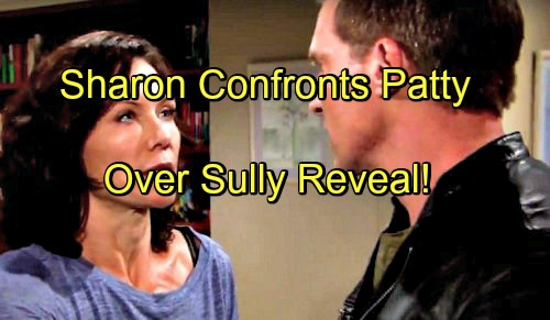 'The Young and the Restless' Spoilers: Sharon Rattled by Patty's Phone Call, Heads Off to Stop Sully Reveal