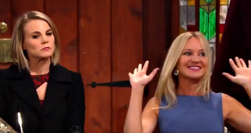 The Young and the Restless Spoilers: Hilary and Billy Hookup - Frustrated With Devon and Phyllis