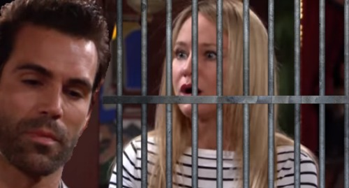 The Young and the Restless Spoilers: Sharon Feels Rey's Glare – Horror Story Ends In Prison?
