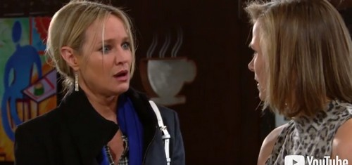 The Young and the Restless Spoilers: Week of February 26 - Sharon Breaks Nick's Heart, Says Adam's Really Christian's Father